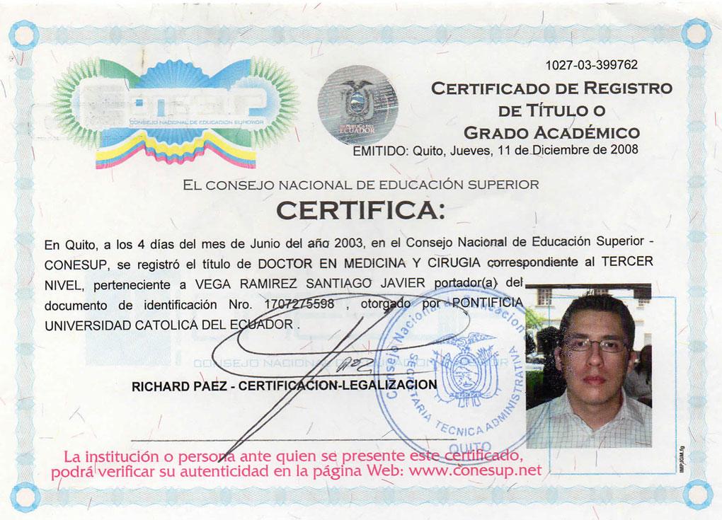 certificadoderegistro